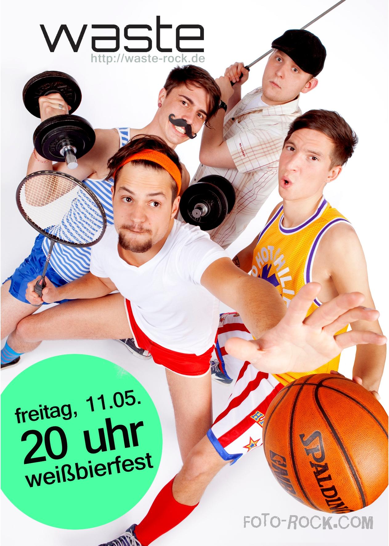 Flyer Weissbierfest